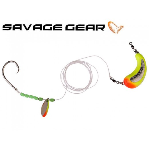 Savage Gear Nordic Bait Fish Halibut 500g 12/0