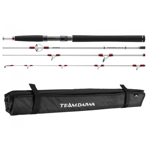 TEAMDAIWA Travel Pilk 2,4m 100-200g