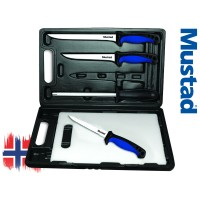 Mustad - Nože 6 Piece Knife Set