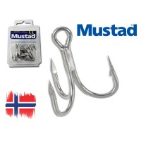 Mustad - Trojháček Super Strong 4/0