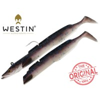 Sandy Andy 19cm 82g - Salted Herring