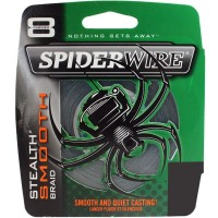 Pletenka SpiderWire - Stealth Braid 0,35mm 40,8kg 300m